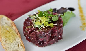 Tartare de Betteraves